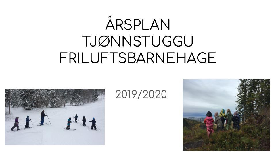 Årsplan 2019-2020 bilde